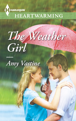 The Weather Girl Book Cover
