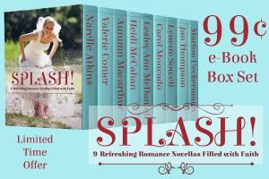 Splash, 9 inspirational summer romances for just 99c teal